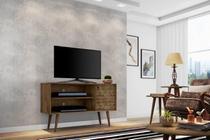 Rack Jade p/ Tv até 42 pol Madeira Rustica - Moveis bechara