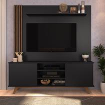 Rack Painel Estante 1,60m Para TV 50 '' Disco Home07 Estilare -