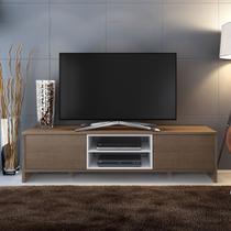 Rack para TV 1,80m 2 Portas Metz 6914 Madesa -