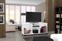 Rack para TV Aruba Branco - Moveis bechara