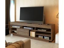 Rack para TV até 47 1 Porta de Correr  - 2 Prateleiras Artely Treviso