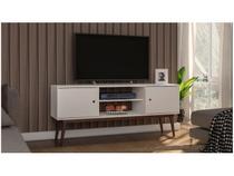 """Rack para TV até 50"""" 2 Portas BRV Móveis - Wood BPI 11"""
