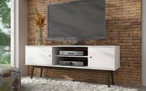 Rack para TV até 50 Polegadas 2 Portas Pés Palio BPI 11 BRV Móveis -