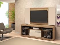 Rack para TV até 60 1 Porta de Correr Dj móveis - Havana