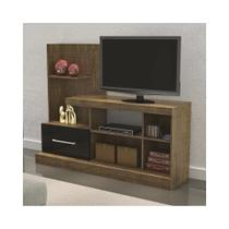 Rack para TV com Porta de Correr R207 100% MDF - Dalla Costa
