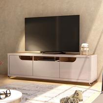 Rack para TVs até 70 Polegadas com Rodízios de Silicone Jersey Casa D -