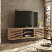 Rack suspenso para TV até 72 Polegadas Premium Caemmun Buriti -