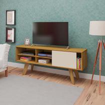 Rack Vip Freijocom Off White para TV até 47 polegadas - Artely -
