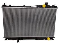 Radiador de Água Civic 1.7 16V C/Ar Manual 2001 - Reach