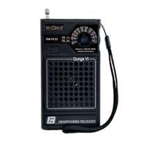 Rádio AM e FM Dunga VI Motobras RM-PF25 -