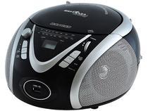 Rádio AM/FM 3,4W CD, MP3 e MP4 Player  - Britânia BS8