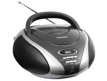 Rádio AM/FM c/ CD USB Reproduz MP3 - Semp Toshiba TR8002MU