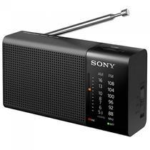 Rádio Am Fm Sony Icf-P36 . -
