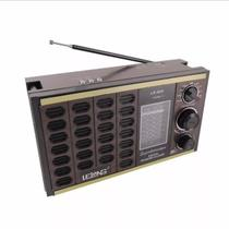 Radio am/fm/usb le-606 lelong