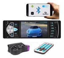 Radio Aparelho Mp5 Automotivo Bluetooth Tela 4 1 Din Universal Mp3 - Lm Electronics