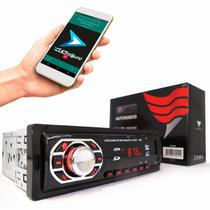 Radio Automotivo Automance Mp3 Player Bluetooth 4X25W RMS USB SD AUX