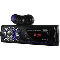 Rádio Automotivo Bluetooth 60w X4 Usb Sd Aux Quick Charger - Knup