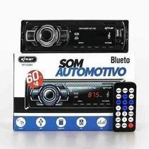 Rádio Automotivo Bluetooth Com Visor Mp3/ Sd/ Am/ Fm/ Usb - Knup -