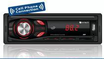 Radio Automotivo  Bluetooth Fm Sd Usb Mp3 Player Automotivo - E Tech -