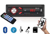 Rádio automotivo Light BT - E-Tech