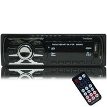 Rádio Automotivo Mp3 Com Porta USB Sd Fm Com Bluetooth - First Option
