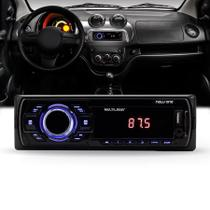 Radio Automotivo Mp3 Player Bluetooth Usb Sd Aux Fm - Multilaser