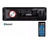 Rádio Automotivo Roadstar RS2709BR AM FM MP3 USB SD Bluetooth -