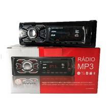 Radio Automotivo Ruchi NT90003BT Mp3 Bluetooth USB -