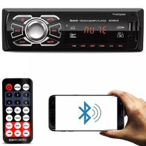 Radio Automotivo Sem Toca Cd Mp3 Player Bluetooth First Usb - Poliparts