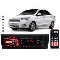 Rádio Bluetooth Aparelho De Som Carro Automotivo Ford Ka Pendrive Sd Rádio - First Option