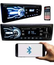 Rádio Bluetooth Aparelho De Som Carro Automotivo Pendrive Sd Rádio Envio Imediato - First Option