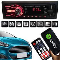 Rádio Bluetooth Aparelho De Som Carro Ford Fiesta Pendrive Automotivo Sd Rádio - First Option