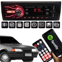 Rádio Bluetooth Aparelho De Som Carro Gm Monza Pendrive Automotivo Sd Rádio - First Option