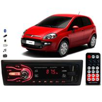 Rádio Bluetooth Aparelho De Som Carro Punto Automotivo Pendrive Sd Rádio - First Option