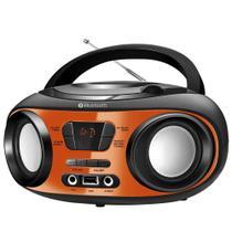 Rádio Boombox BX-18, Entrada USB, Auxiliar, CD Player, Bluetooth, Rádio FM, Função Folder e 8W RMS - Mondial -
