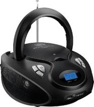 Rádio boombox cd/usb/sd/fm/aux 20w rms sp178 preto - Multilaser