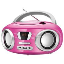 Rádio Boombox Mondial 6W Rms USB CD FM MP3 BX-15
