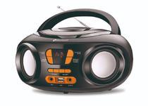 Radio Boombox Mondial BX19 Bluetooth USB FM Digital - Bivolt -