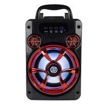 Radio-caixa de som bluetooth rbm-010  hoopson -