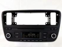 Rádio Cd Play Up Original Volkswagen Entrada Auxiliar Am Fm -