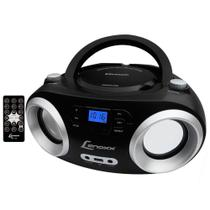 Rádio CD Player FM Estéreo MP3 USB Lenoxx BD1360 -