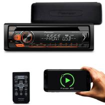 Radio Cd Player Mp3 DEH-S1180UB Fm Usb Aux Pioneer -