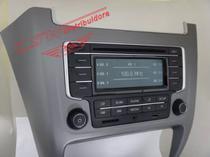 Rádio Cd/sdcard/USB/Aux Nº5Z0035160 Com Moldura Original Vw - Volkswagen