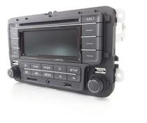 Radio Cd Usb Bluetooth - Fox 2014/ - Novo Original Vw - Volkswagen