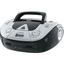 Rádio com CD, MP3 Player, FM, Potência 4W RMS, Entradas USB e Auxiliar Philco PB126
