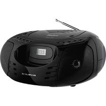 Rádio com CD, MP3 Player, FM, Potência 5W RMS, Entradas USB e Auxiliar Philco PB119N Preto