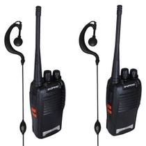 Radio Comunicador Walk-talk Profissional Caixa C/ 2un 16 Canais Baofeng Bf-777s Eks
