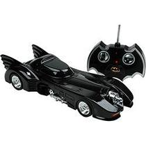 Rádio Controle Batmóvel Batman Returns Bateria Recarregável 7 Funções - Candide -
