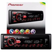 Rádio De Carro Mvh-98ub Pioneer Usb Smartphone Android -