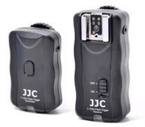 Rádio Flash e Controle Wireless 3 em 1 JF-G1 Univesal (Sony, Nikon, Canon, Olympus, Pentax) - Jjc